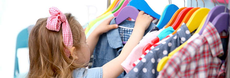 Comment habiller sa fille à prix avantageux